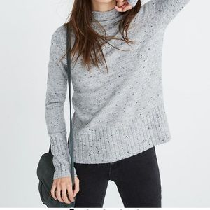 Madewell Donegal Inland Sweater Coziest Yarn